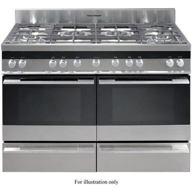Fisher & Paykel OR120DDWGX2 Stainless Steel