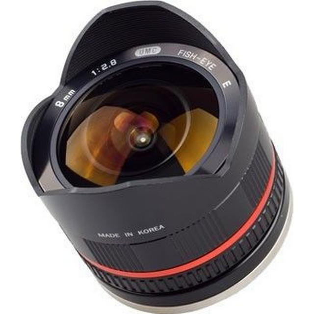 Samyang 8mm F2.8 UMC Fisheye Lens for Samsung NX