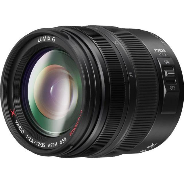 Panasonic Lumix G X Vario 12-35mm F2.8 Asph Power OIS for Olympus 4:3