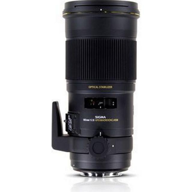 Sigma APO Macro 180mm F2.8 EX DG OS HSM for Canon