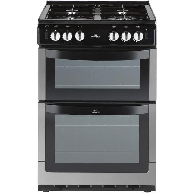 New World NW551GTC Stainless Steel