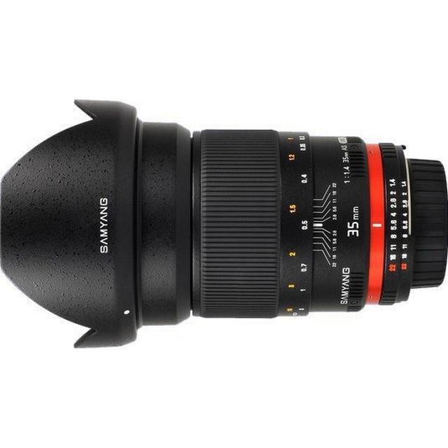 Samyang 35mm T1.5 AS UMC VDSLR for Canon EF
