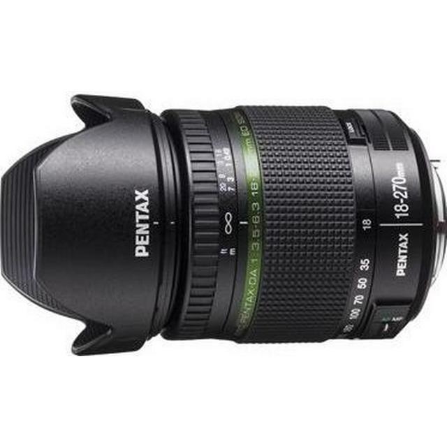 Pentax SMC DA 18-270mm F3.5-6.3 SDM