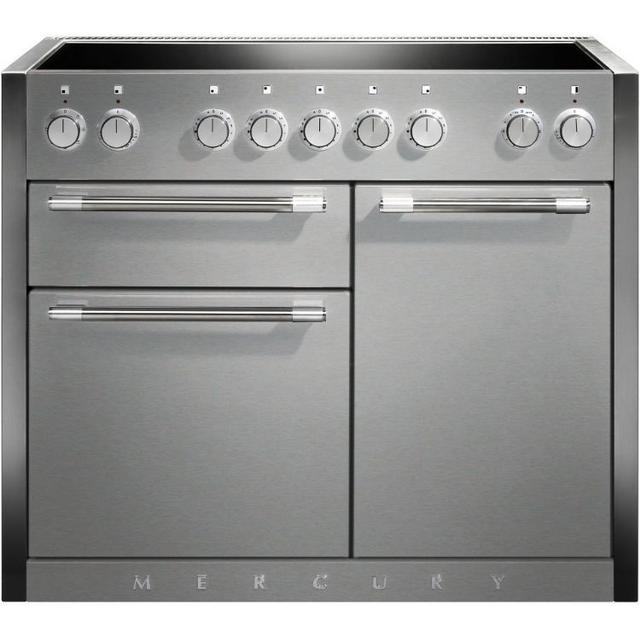 Mercury 1082 Induction Stainless Steel