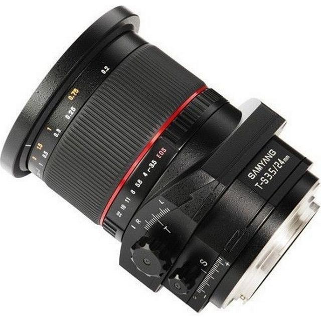 Samyang T-S 24mm F3.5 ED AS UMC for Nikon F