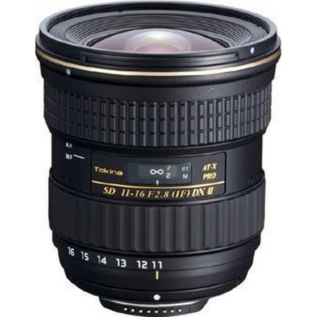 Tokina AT-X 116 Pro DX II 11-16mm F/2.8 for Canon