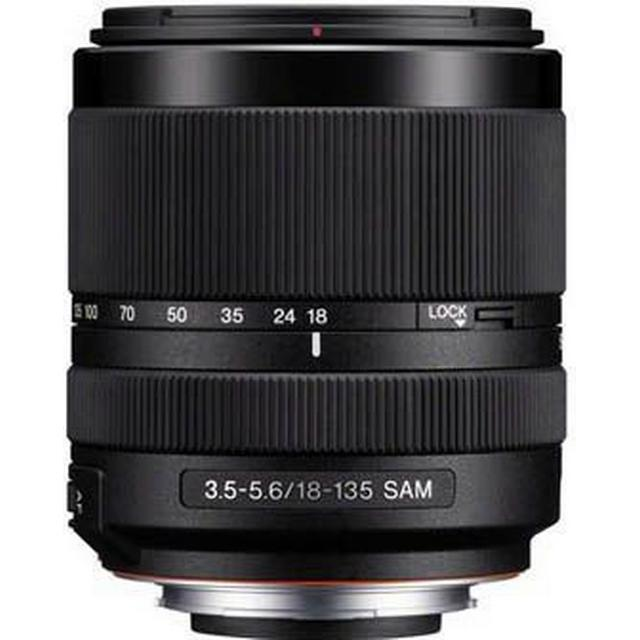 Sony SAL-18135 18-135mm F3.5-5.6