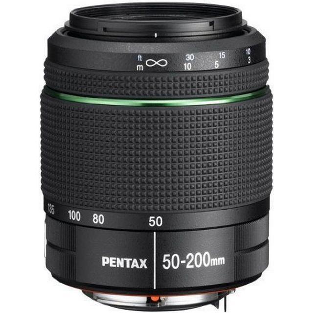 Pentax smcP DA 50-200mm F4-5.6 ED WR