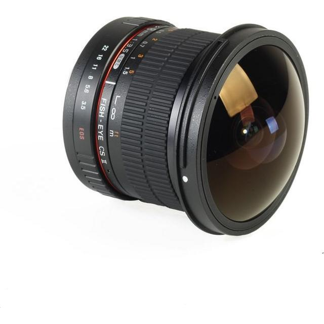Samyang 8mm f/3.5 AS IF UMC CS II for Canon EF