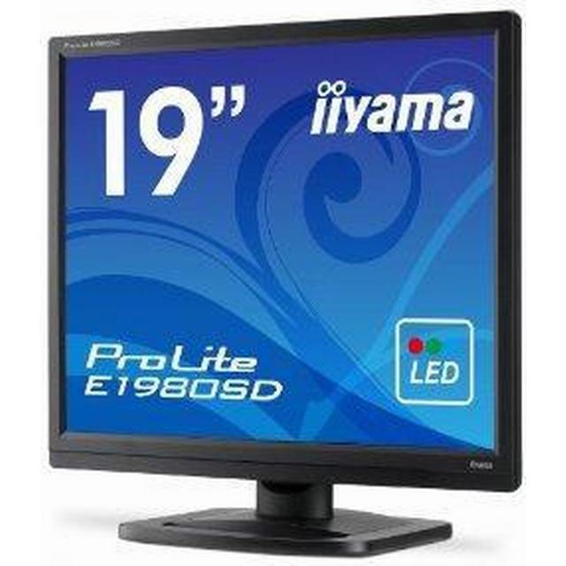 """Iiyama ProLite E1980SD 19"""""""