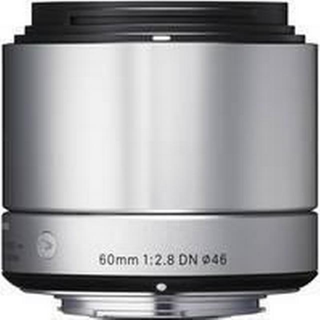 Sigma 60mm F2.8 DN A for Sony E