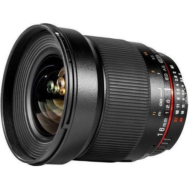 Samyang 16mm F2.0 ED AS UMC CS for Fujifilm X