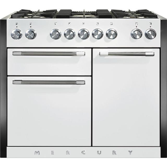 Mercury 1082 Dual Fuel
