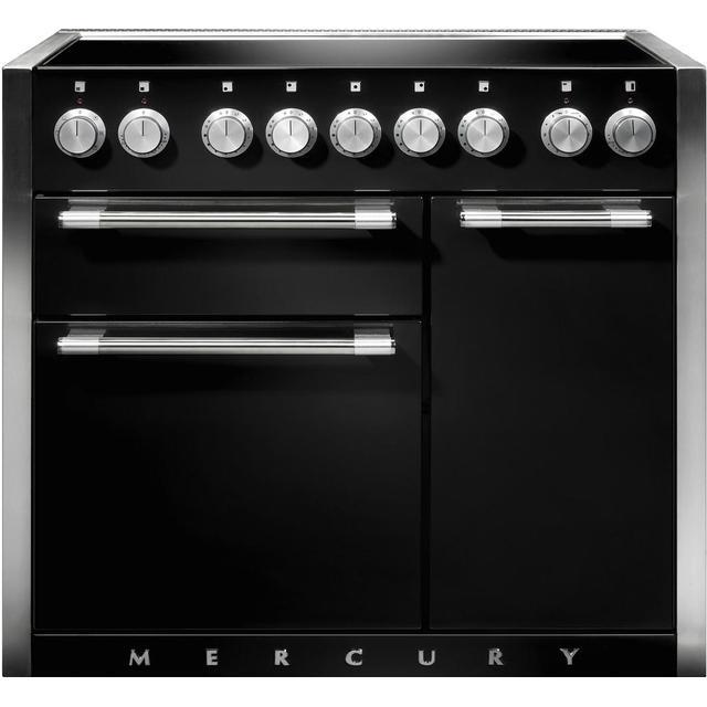 Mercury 1000 Induction Black