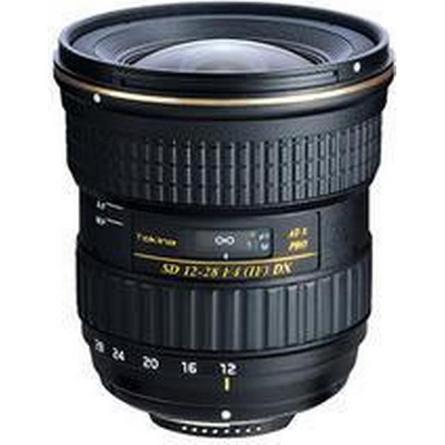 Tokina AT-X Pro DX AF 12-28mm F4 for Nikon F