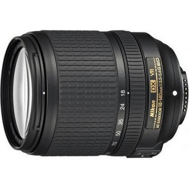 Nikon AF-S DX Nikkor 18-140mm F3.5-5.6G ED VR