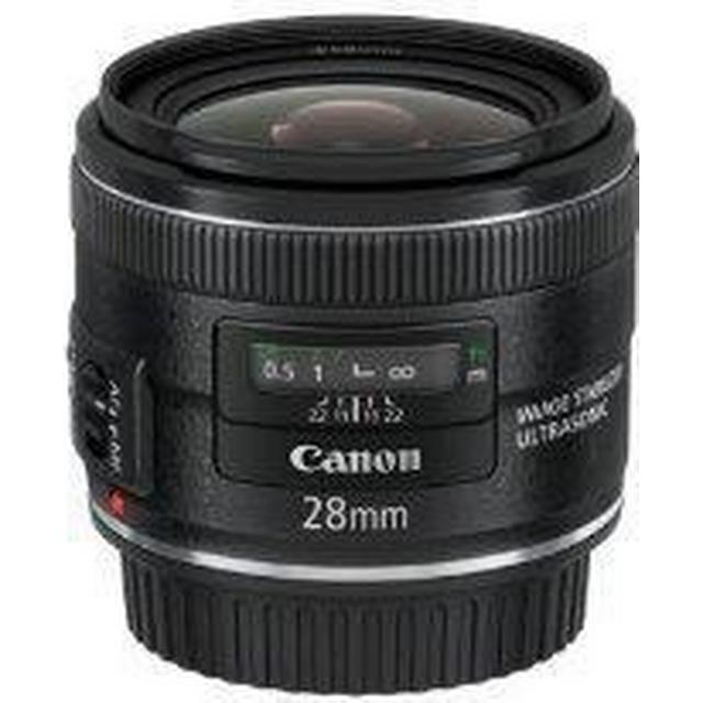 Canon EF 28mm F2.8 IS USM