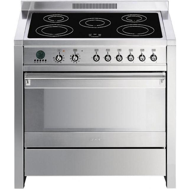 Smeg A1PYID-7 Stainless Steel