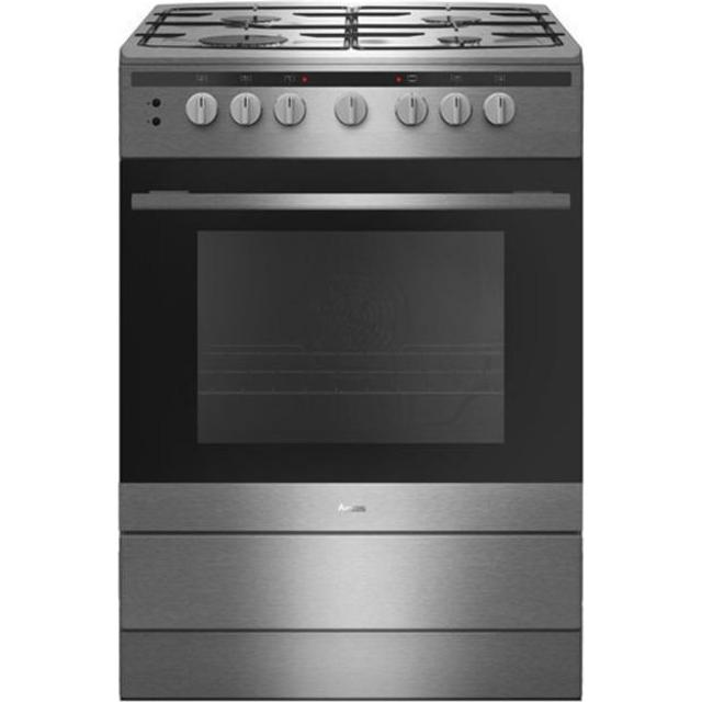 Amica 608GG5Ms(Xx) Stainless Steel