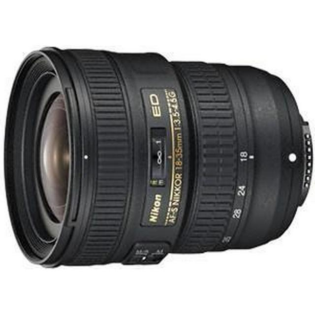 Nikon Nikkor AF-S 18-35mm F3.5-4.5 G ED