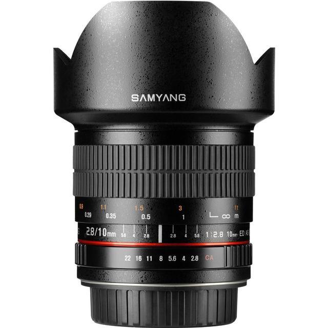 Samyang 10mm F2.8 ED AS NCS CS for Fujifilm X