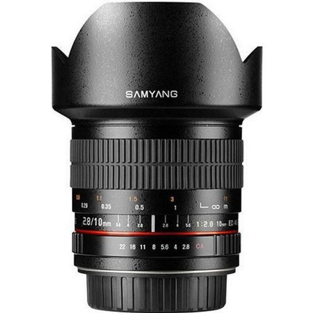 Samyang 10mm F2.8 ED AS NCS CS for Sony E