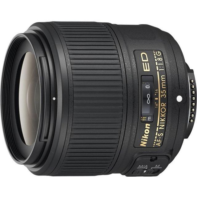 Nikon Nikkor AF-S 35mm F1.8G ED