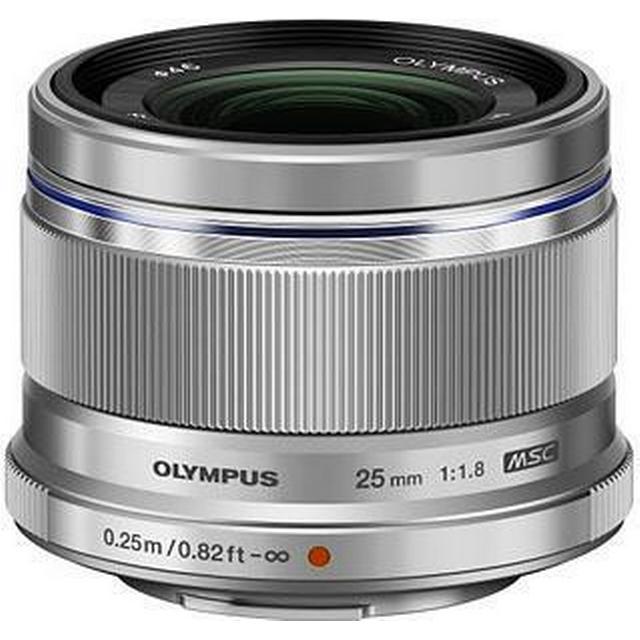 Olympus M. Zuiko Digital 25mm 1.8