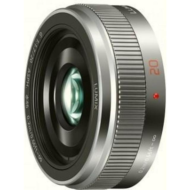 Panasonic Lumix G 20mm F1.7 II ASPH for Micro 4/3