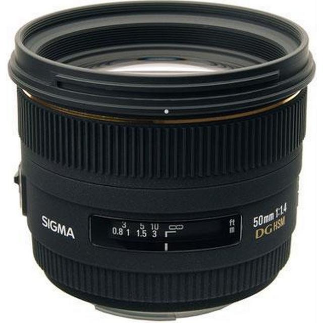 Sigma 50mm F1.4 DG HSM for Sony