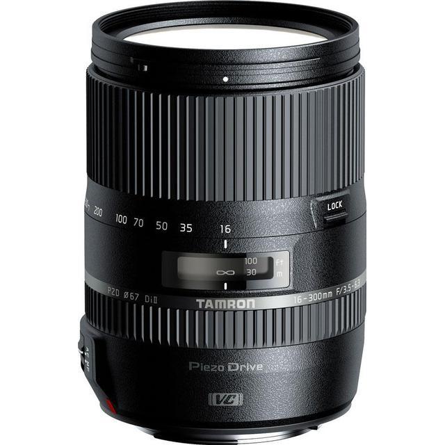 Tamron 16-300mm F3.5-6.3 Di II VC PZD for Canon