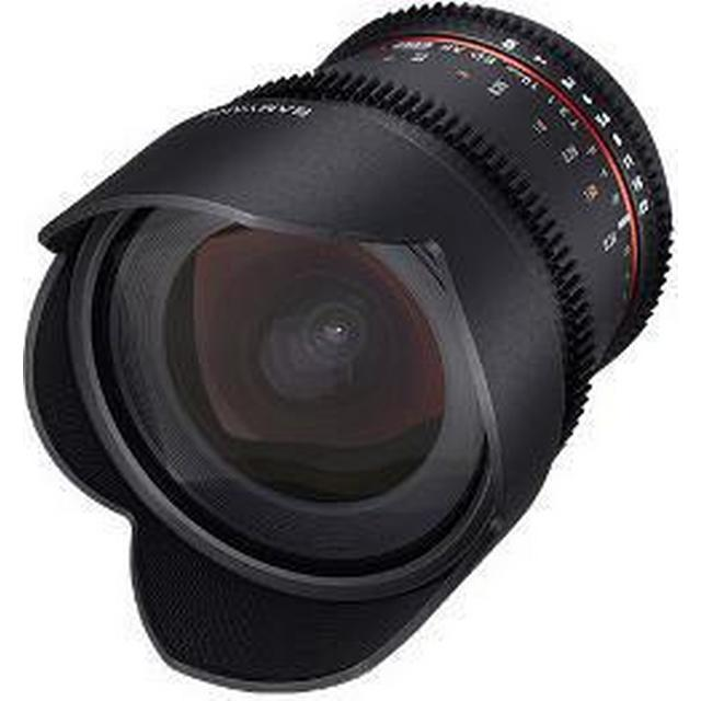 Samyang 10mm T3.1 ED AS NCS CS VDSLR for Sony E