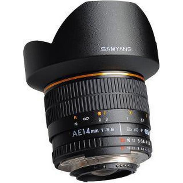Samyang 14mm F2.8 ED AS IF UMC for Sony E