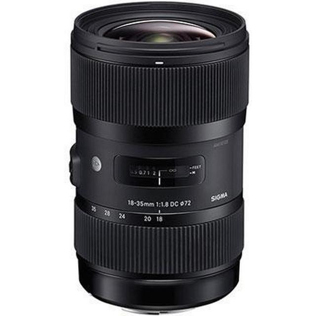 Sigma 18-35mm F1.8 DC HSM Art for Sony