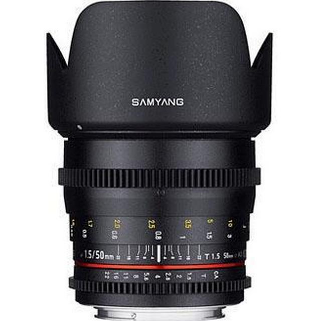 Samyang 50mm T1.5 AS UMC VDSLR for Micro Four Thirds