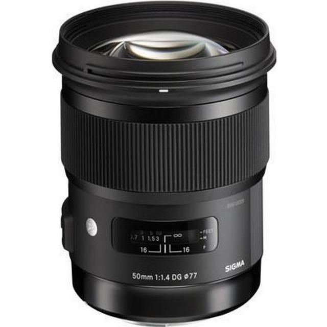 Sigma 50mm F1.4 DG HSM A for Canon
