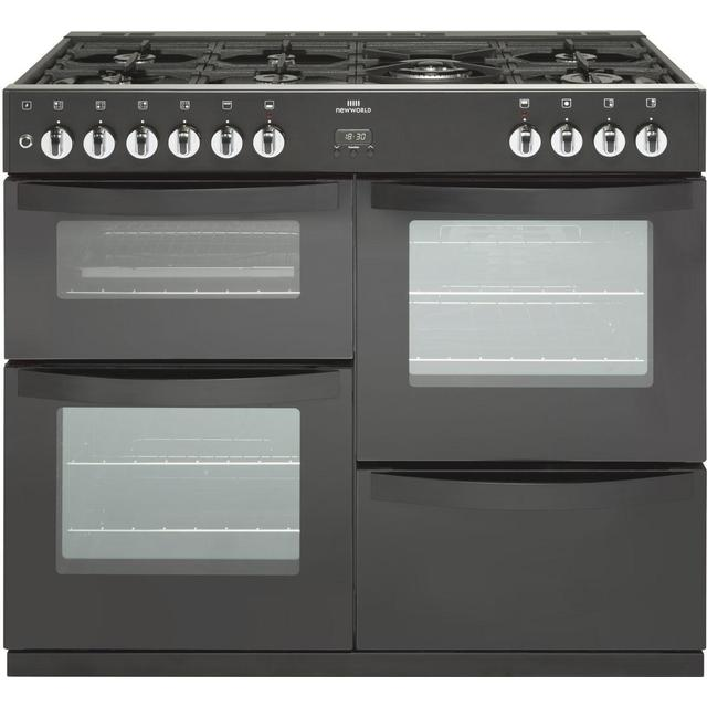 New World Vision 100DFT Stainless Steel