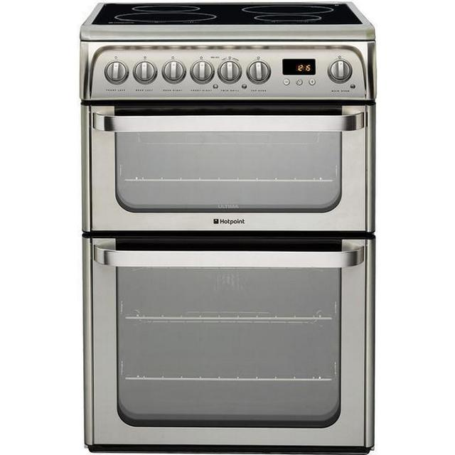 Hotpoint HUI611 X Stainless Steel