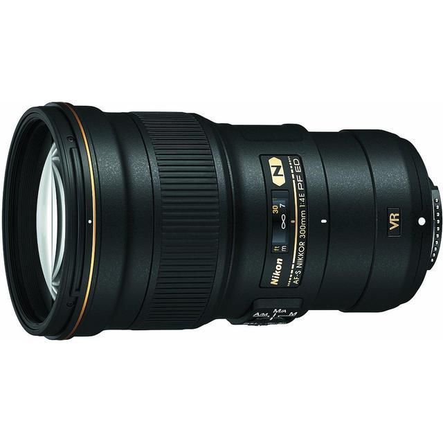 Nikon AF-S Nikkor 300mm F4E PF ED VR