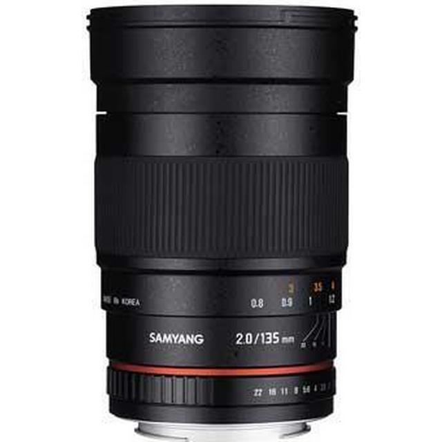 Samyang 135mm F2.0 ED UMC for Canon EF