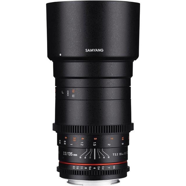 Samyang 135mm T2.2 ED UMC VDSLR for Nikon