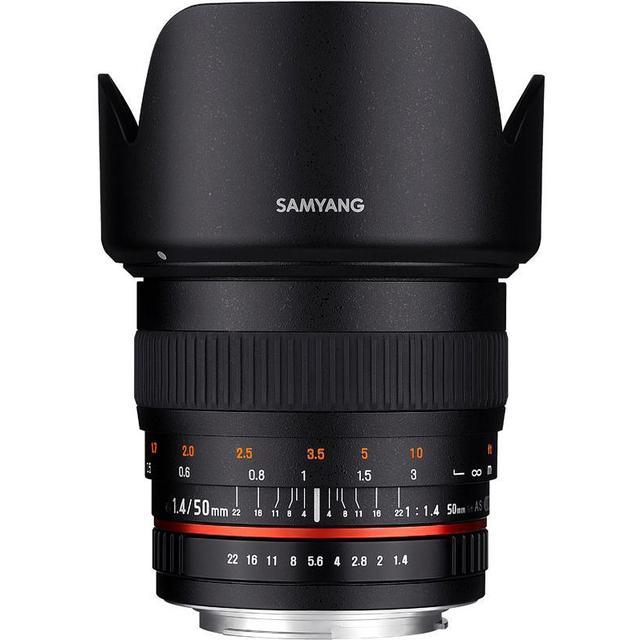 Samyang 50mm F1.4 AS UMC for Fujifilm X