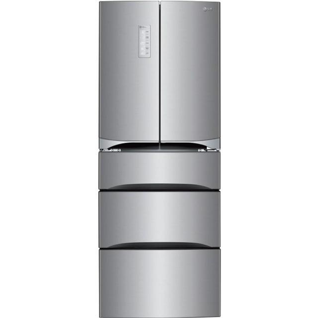 LG GB6140PZQV Grey