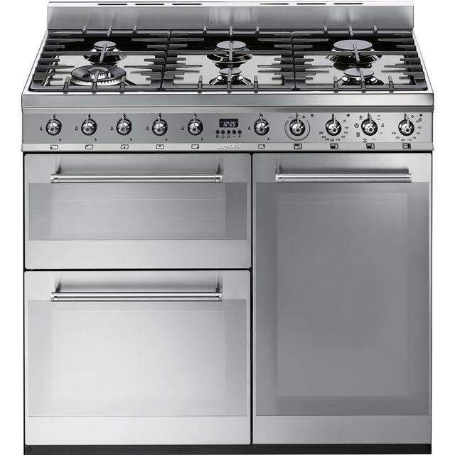 Smeg SY93 Stainless Steel