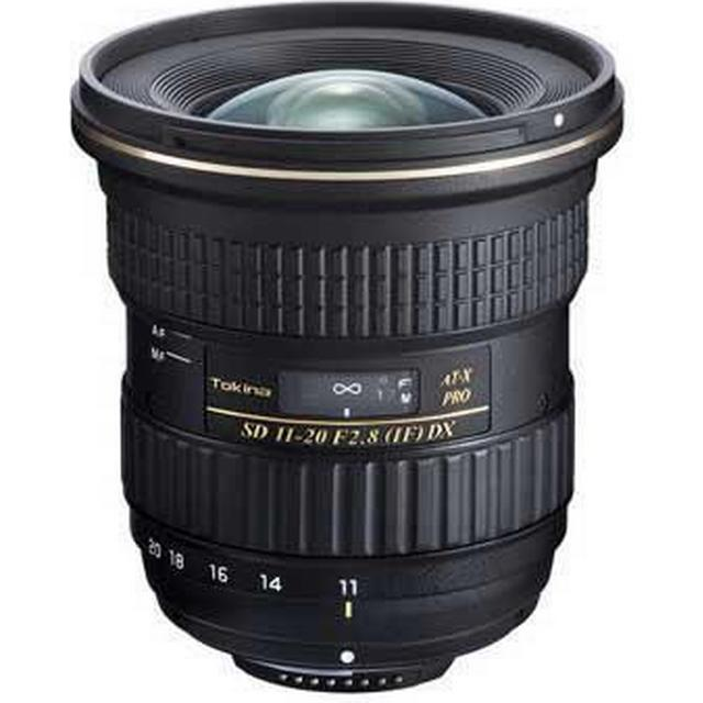 Tokina AT-X 11-20mm F2.8 PRO DX for Canon