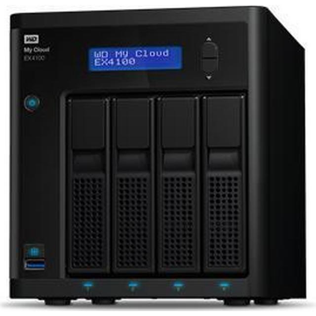 Western Digital My Cloud EX4100 24TB