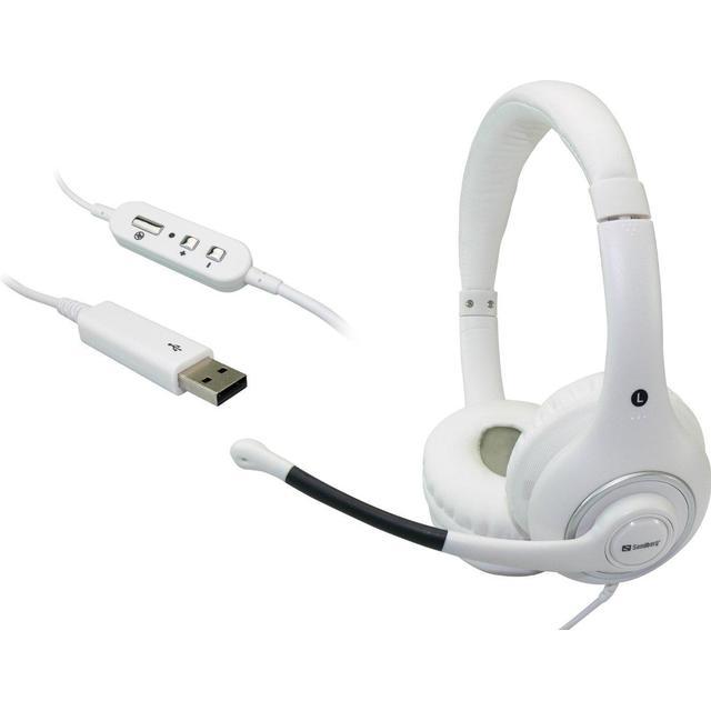 Sandberg Plug'n Talk Headset USB