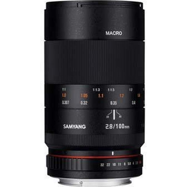 Samyang 100mm F2.8 ED UMC Macro for Canon EOS