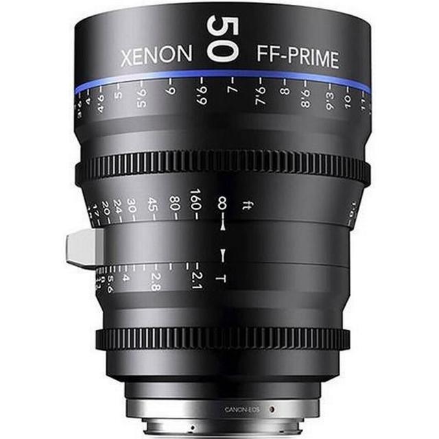 Schneider FF-Prime 50mm T2.1 for Canon EF