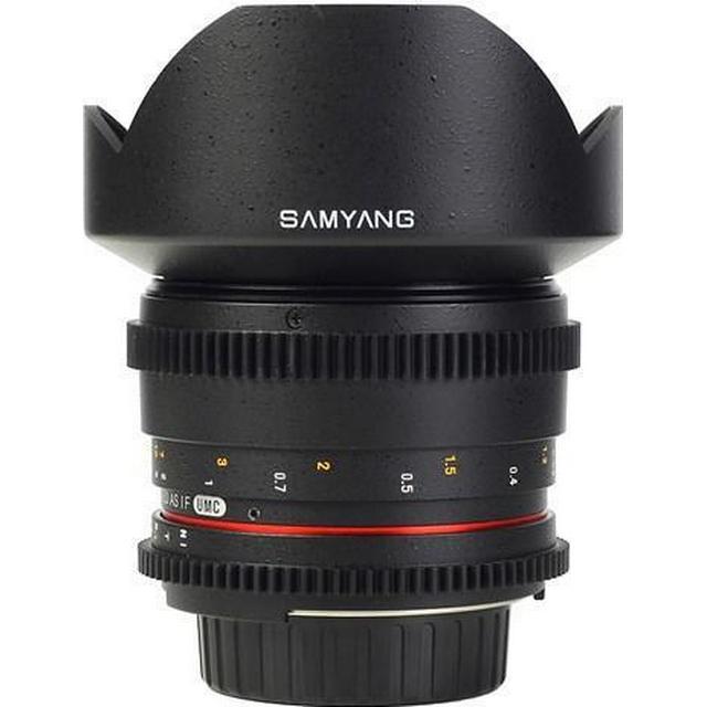 Samyang 14mm T3.1 VDSLR ED AS IF UMC II for Micro 4/3